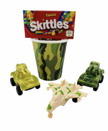 Army / Camouflage Skittles