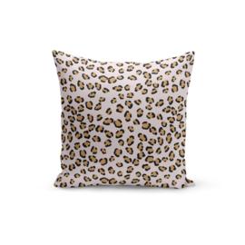 Kussen XL | Pink Leopard