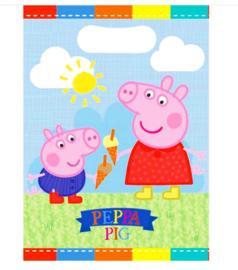 Peppa Pig Uitdeelzakjes