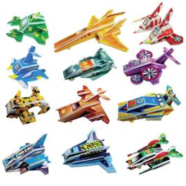 Spaceship puzzel