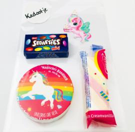 Unicorn Handdoek/ Smarties/ Spek