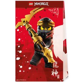 Ninjago uitdeelzakjes