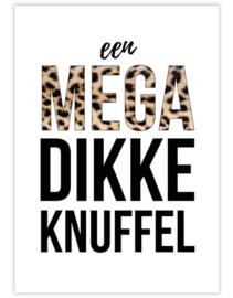 Mega knuffel