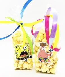 SpongeBob popcorn zakje