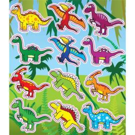 Dino stickertjes