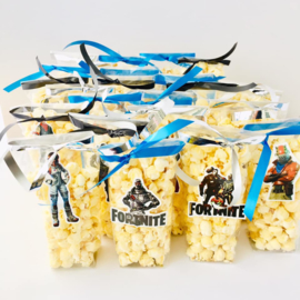 Fortnite popcorn zakjes