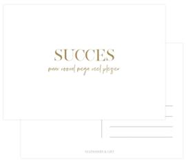 Kaart Succes
