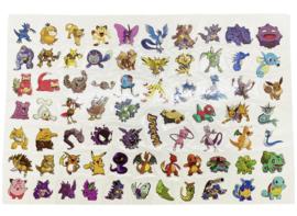 Tatoeage Pokemon