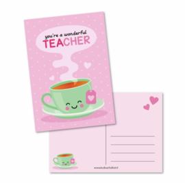 Kaart Teacher