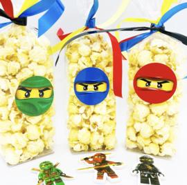 Ninja popcorn zakje