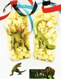 Dinosaurus popcorn zakjes