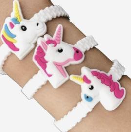 Unicorn armbandje