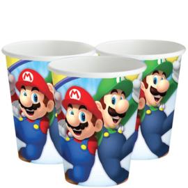 Mario Bros bekers