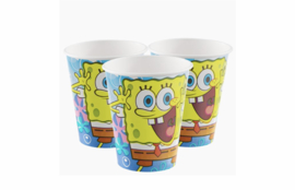SpongeBob bekers