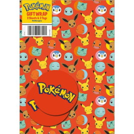 Pokemon inpak set
