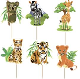 Jungle prikkers