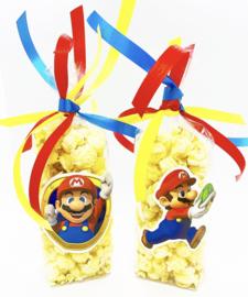 Mario Bros  popcorn zakje