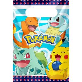 Pokémon uitdeelzakjes