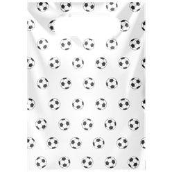Voetbal uitdeelzakjes