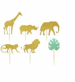 Safari Jungle prikkers