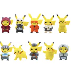 Pokémon poppetjes