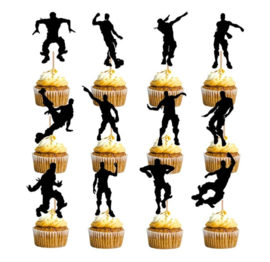 Cupcake houders + Prikkers