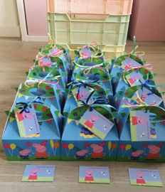Peppa Pig goodiebags