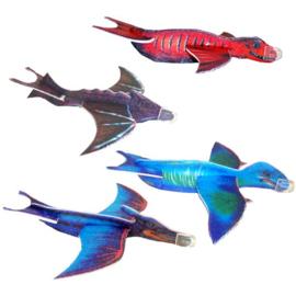 Dinosaurus zweefvliegtuig