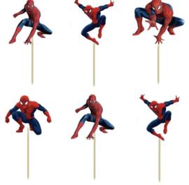 Spiderman Prikkers