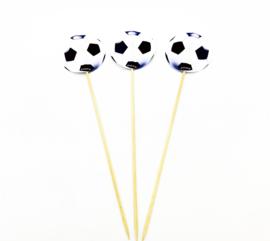 Voetbal prikkers lang