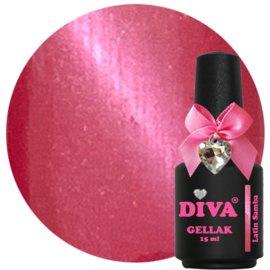 Diva Gellak Cat Eye Latin Samba 15 ml
