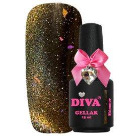 Diva Gellak 9D Cat Eye Shimmer