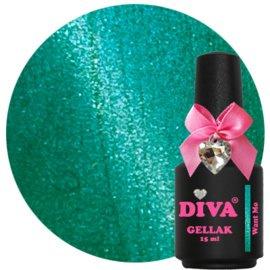 Diva Gellak Cat Eye Want Me 15 ml