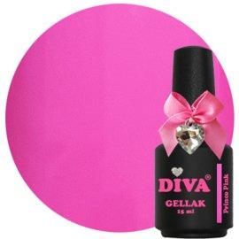 Diva Gellak Prince Pink 15 ml
