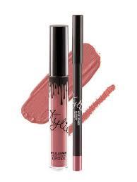 Liquid lipstick & liner Velvet - Harmony