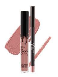 Liquid lipstick & liner Velvet - Charm