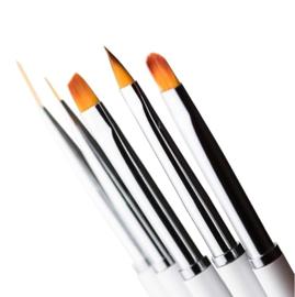 The GelBottle Nail Art Brush Set