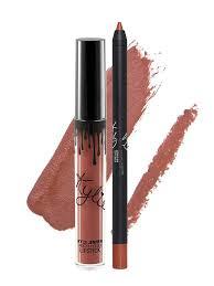 Liquid lipstick & liner Matte - Ginger