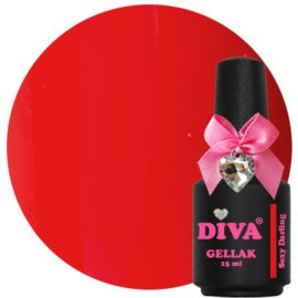 Diva Gellak Sexy Darling 15 ml