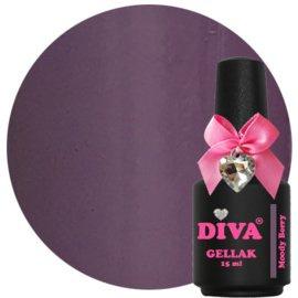 Diva Gellak Moody Berry 15 ml