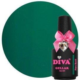 Diva Gellak Pure Basil 15 ml