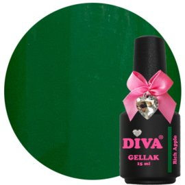 Diva Gellak Rich Apple 15 ml