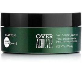 Over Achiever  3-in-1 cream+paste+wax