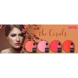 Diva Gellak The Corals Collection