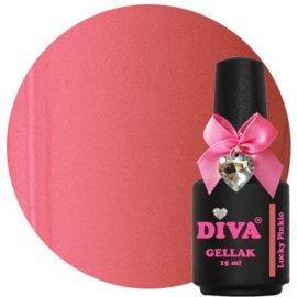 Diva Gellak Lucky Pinkie 15 ml