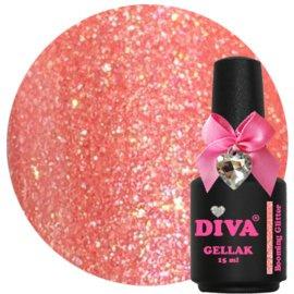 Diva Gellak Booming Glitter 15 ml