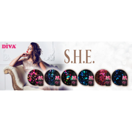 Diva Gellak S.H.E. Collection
