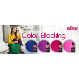 Diva Gellak Color Blocking Collection