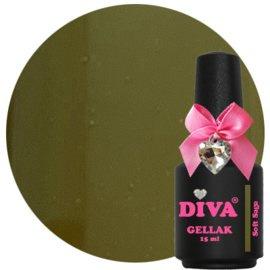 Diva Gellak Soft Sage 15 ml