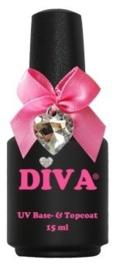 Diva Base&Topcoat 15ml
